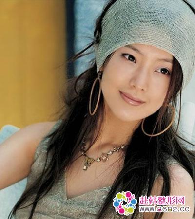 李英爱等美女明星 成为了女性公认的最美丽的明星