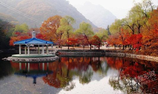 让人向往的韩国自然旅程