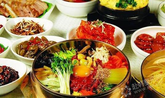 领略舌尖上的美味韩国