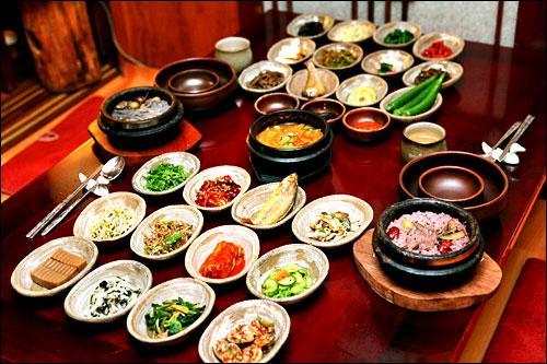 韩国各地特色美食集锦