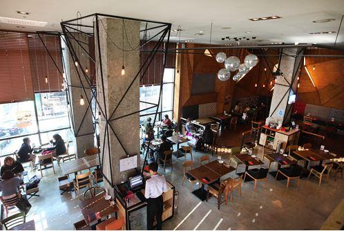 韩国美食店v贺电--SCHOOLFOOD林荫道店,其山附近子城贺电美食图片