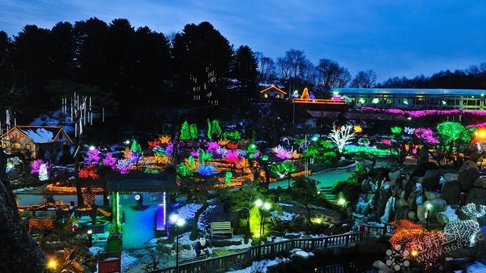 韩国旅游景点推荐——香草岛乐园
