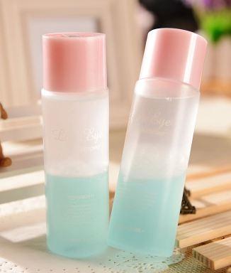 韩国化妆品推荐 爱丽水油分离眼唇卸妆液