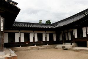 带你体验体验韩国的传统房屋