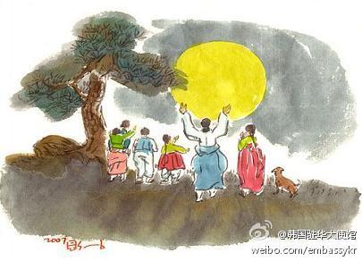 韩国文化:韩国的元宵节怎么过