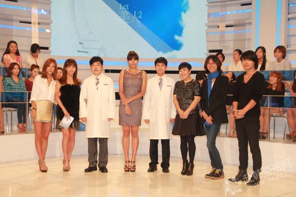 《Let美人》韩国Profile整形外科 突嘴矫正改变难以置信|韩国Profile 整形外科·牙科郑在皓代表院长等人在《Let美人》节目现场|